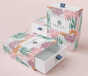 Ejemplo de packaging ecológico