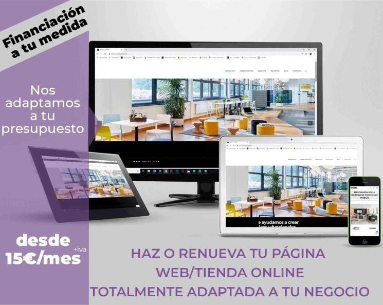 Información servicios web